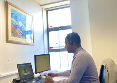 Video consultations improving accessibility for patients